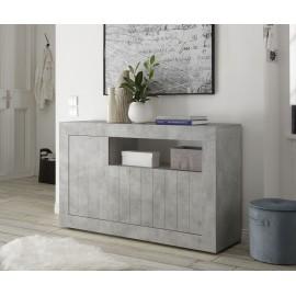 Buffet 3 portes URBINO beton