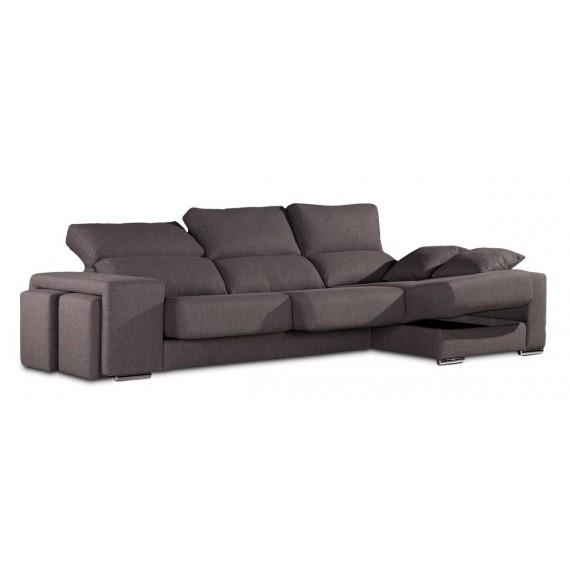 Canapé d'angle Botero avec méridienne