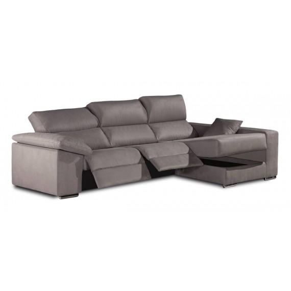 Canapé d'angle Miro avec méridienne