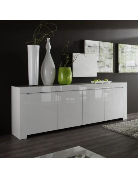 Buffet design Laqu Blanc Amalfi