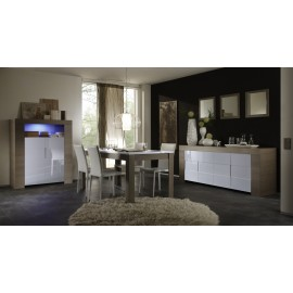 Buffet  portes Contemporain Eole